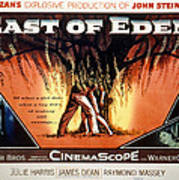 East Of Eden, James Dean, Lois Smith Print by Everett