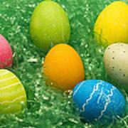 Easter Egg Seven 1 Art Print