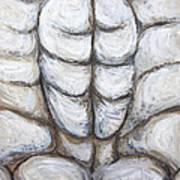 Ecce Homo Locked In Rock Art Print