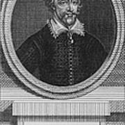 Edmund Spenser 1552-1599 English Poet Art Print