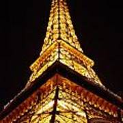 Eiffel Tower Las Vegas Art Print