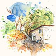 El Alcornocal 02 Art Print