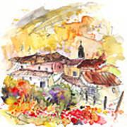 El Alcornocal 06 Art Print