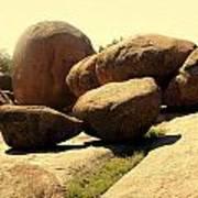 Elaphant Rocks 4 Art Print