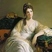 Eleanor Francis Grant - Of Arndilly Art Print