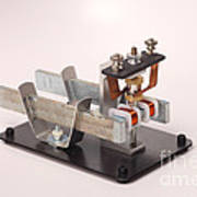 Electric Motor Art Print