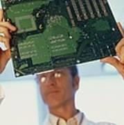 Electronics Engineer Art Print