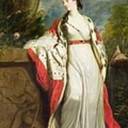Elizabeth Gunning - Duchess Of Hamilton And Duchess Of Argyll Print by Sir Joshua Reynolds