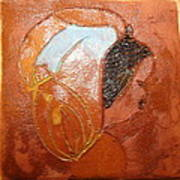 Ella - Tile Art Print