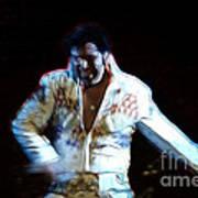 Elvis Is Alive Art Print