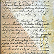 Emancipation Proc., P. 2 Print by Granger