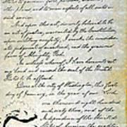 Emancipation Proc., P. 4 Art Print