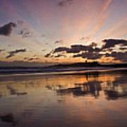 Embleton Bay Sunrise Art Print