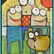 Embrace Your Inner Child Poster Art Print