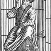 Emelyan Ivanovich Pugachev Art Print