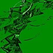 Emerald2 Art Print