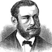 Emil Schumann Art Print
