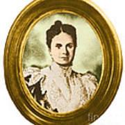 Emily Warren Roebling Art Print