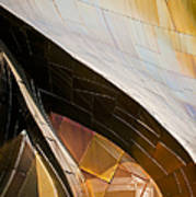Emp Curves Art Print by Chris Dutton