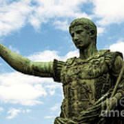 Emperor Caesar Augustus Art Print