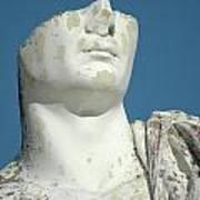 Emperor's Bust Art Print