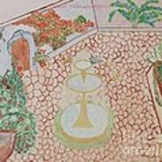 Enchanting Garden Art Print
