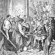 End Of The Roman Empire Art Print