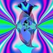 Energy Spirit Ora Orbs Art Print