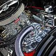 Engine 632 Art Print