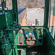 Engineer's View Art Print