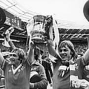 England: Fa Cup, 1977 Art Print