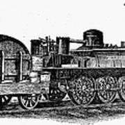 England: Locomotive, C1831 Art Print