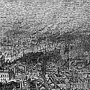England: Manchester, 1876 Art Print