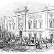 England: Theatre, 1843 Art Print