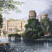 England: Warwick Castle Art Print