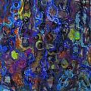 Entanglements Redux Art Print