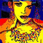 Entertainer Art Print