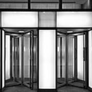 Entrance Print by Thomas Splietker