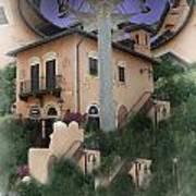 Escher's Dream Art Print