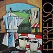 Espresso Poster Art Print