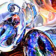 Essence Of Inspiration Abstract Art Print