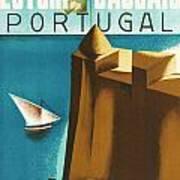 Estoril Cassais Art Print