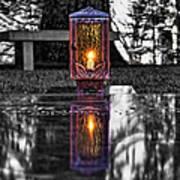 Eternal Reflection Art Print