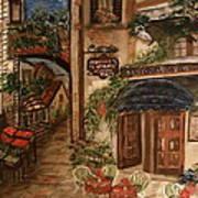 European Village Art Print