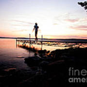 Evanesce - I'm Not Here Art Print