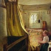 Evening Prayer  Art Print