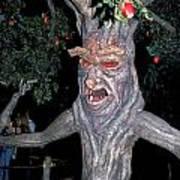 Evil Tree In Oz Art Print