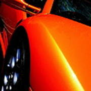 Exotic Lamborghini Art Print