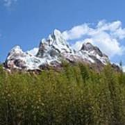 Expedition Everest Art Print