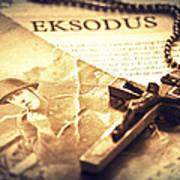Exsodus Art Print